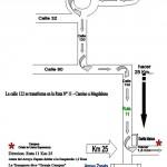 Mapa - Como Llegar Granja Campus